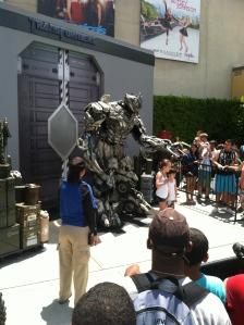 meet the transformers