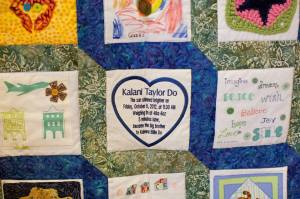 Make A Baby Shower Special With This Memorial Baby Quilt Linda S
