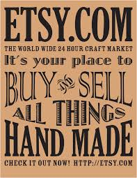 buy & sell all things hand made on etsy.com