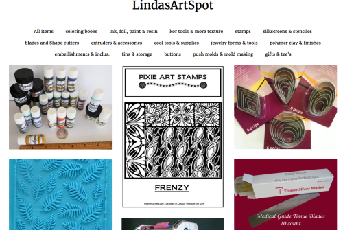 Lindas Art Spot Shop Now
