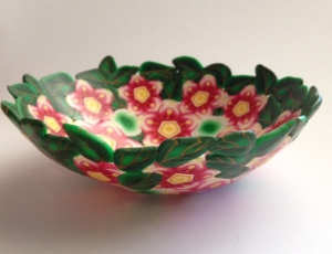 Mini bowl by Linda Prais