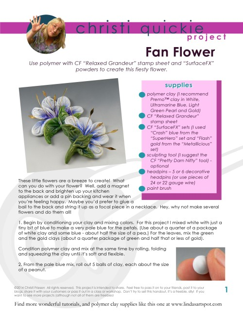 quickie-fan flower- pg 1